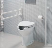 Wc olja za invalide p-trap WC Care