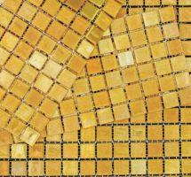 Mozaik pločice sijajne zlato