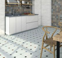 Podne i zidne pločice za kuhinju Vodevil