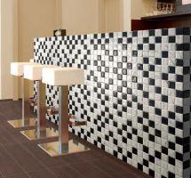 Mozaik pločice 6×6 Blanco
