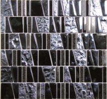 Dekorativni mozaik Asi Negro