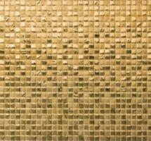 Zidne mozaik pločice Eclipse Gold