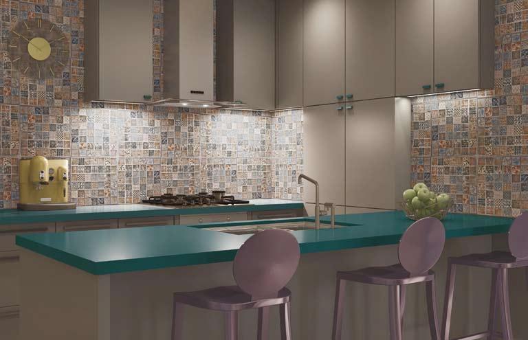 Kuhinjske pločice - Keramika - Sanitarna oprema